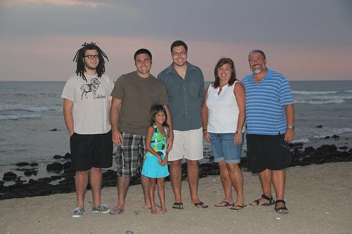 Michael & Lori Johnson's family